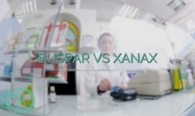 Buspar And Xanax Difference