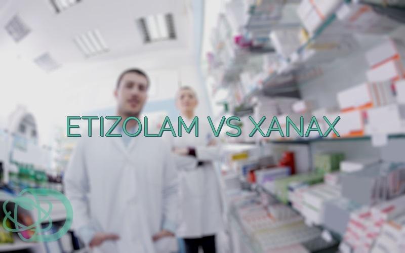 Etizolam Vs Xanax - Drug Education