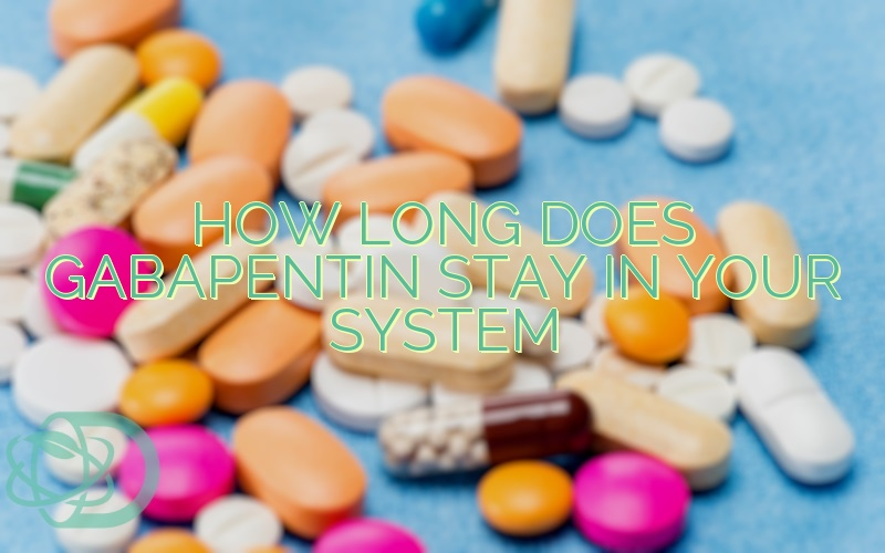 How Long Does Gabapentin Stay In Your System?