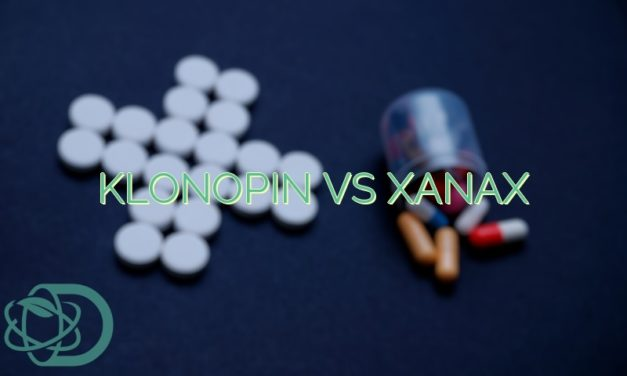 Klonopin Vs Xanax