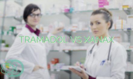 Tramadol Vs Xanax