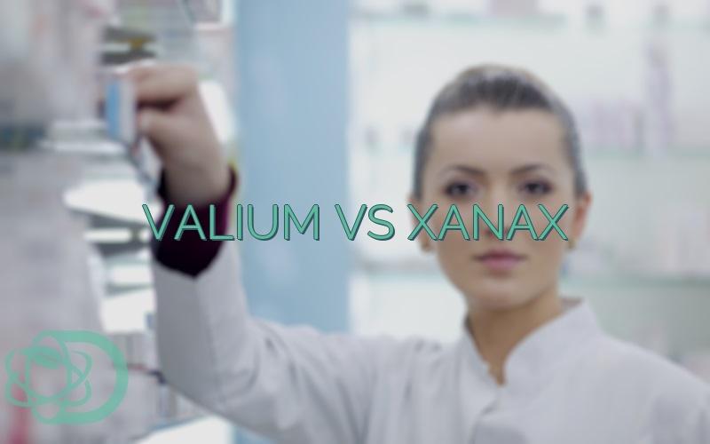Valium Vs Xanax
