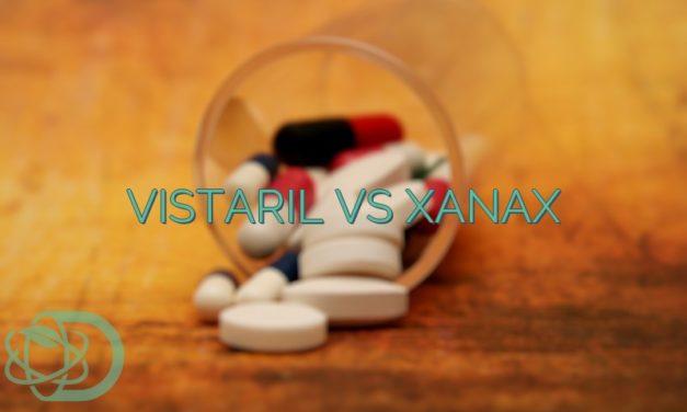 Vistaril Vs Xanax