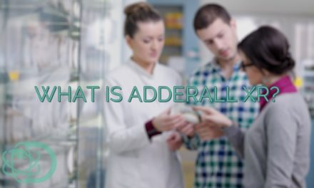 What Is Adderall XR?