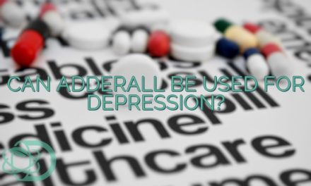 Can I Use Adderall For Depression?