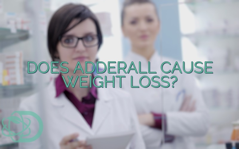 how to use adderall to lose weight