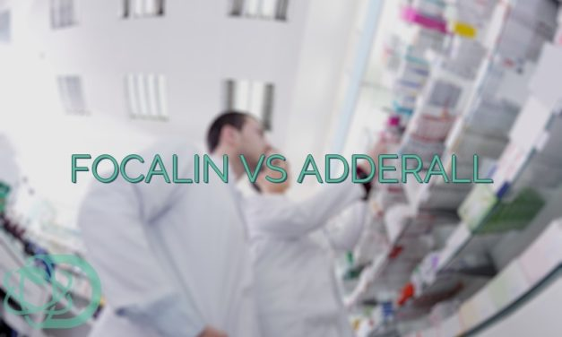 Focalin Vs Adderall
