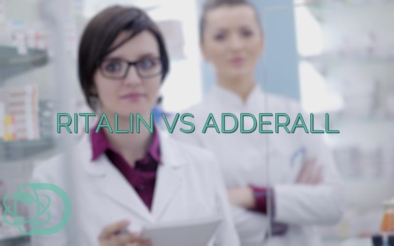 Ritalin Vs Adderall