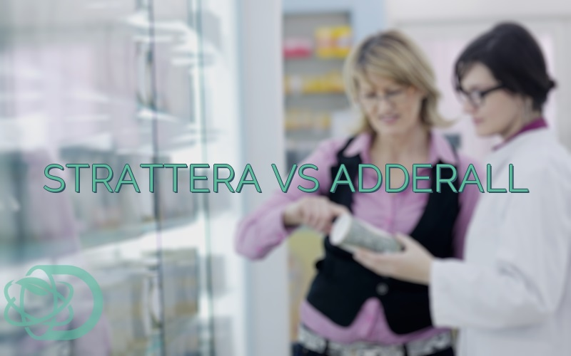 Strattera Vs Adderall