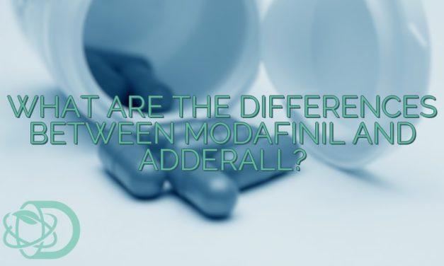 modafinil vs ritalin