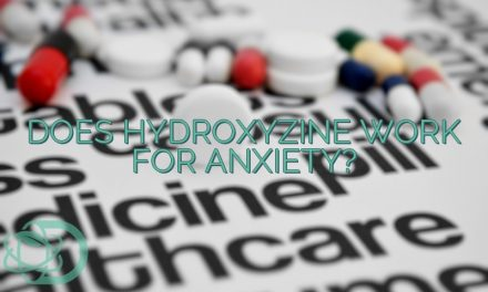 Does Hydroxyzine Work For Anxiety?